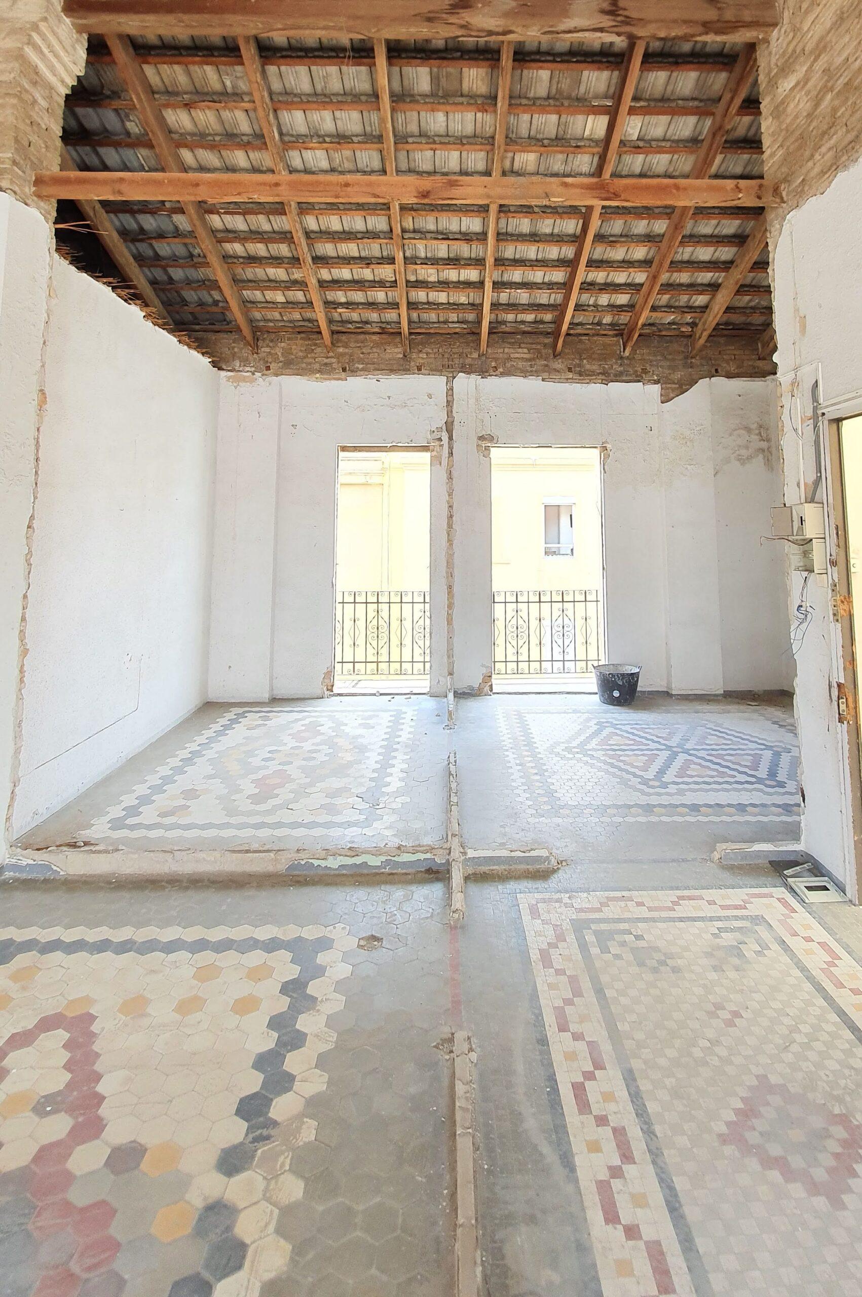 Rehabilitación edificio Valencia